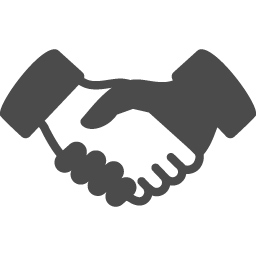アイコン握手